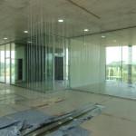 Fadenrbunnen in Großraumbüro