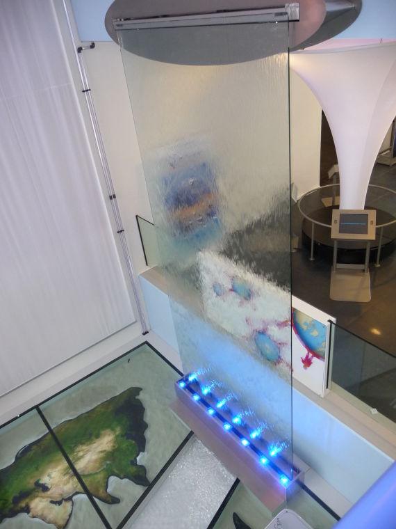 wasserw nde mit glas wawatec system. Black Bedroom Furniture Sets. Home Design Ideas