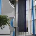 Fadenbrunnen Wasserwand Behr Systems