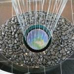 Hingucker Eyecatcher Fadenbrunnen Ohnegleichen